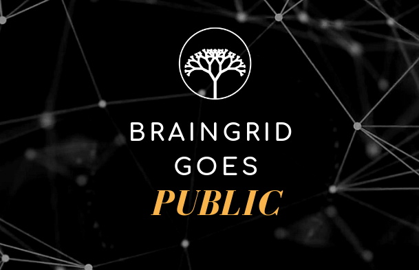 Braingrid Limited Announces Completion of Reverse Takeover