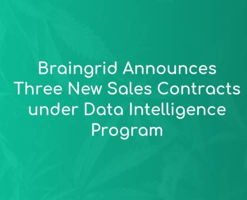 Braingrid Announces Three New Sales Contracts