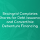 Braingrid Completes Shares for Debt Issuance and Convertible Debenture Financing