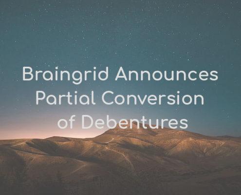 partial conversion of debentures